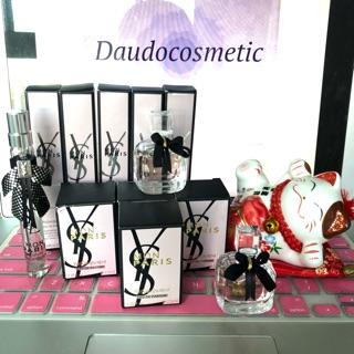 [ mini ] Nước hoa Yves Saint Laurent YSL Mon Paris EDP Couture 7.5ml 10ml thumbnail