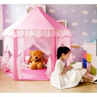LỀU CÔNG CHÚA CHO BÉ – Hàng loại 1 cho bé tha hồ chơi, thỏa mãn ước mơ làm công chúa