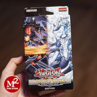 Hộp thẻ bài Yugioh Dragons Collide Structure deck – Hàng chính hãng Konami từ USA