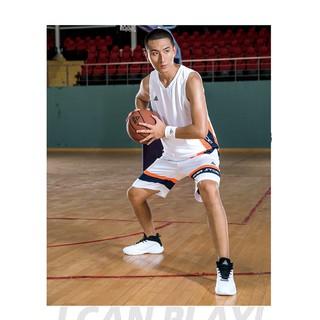 Bộ quần áo tập bóng rổ nam mát mẻ mùa hè Peak FW702281 thumbnail