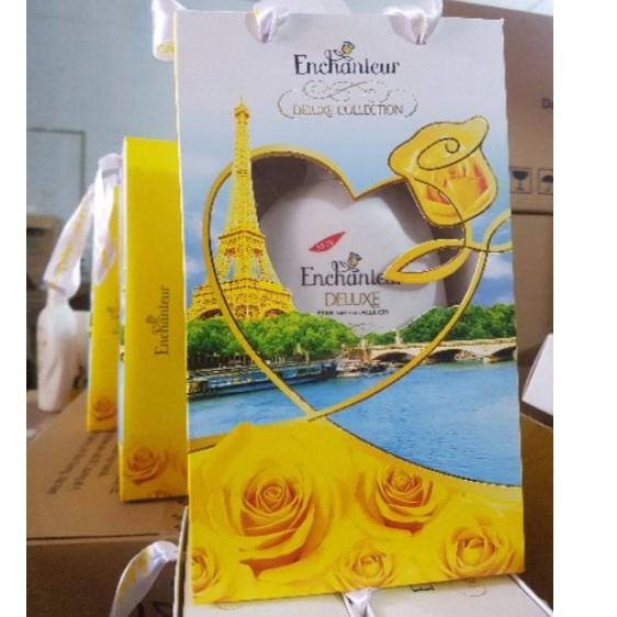 Hộp Quà Sữa Tắm Enchanteur 20-10/20-11 - 2787860 , 565848198 , 322_565848198 , 86500 , Hop-Qua-Sua-Tam-Enchanteur-20-10-20-11-322_565848198 , shopee.vn , Hộp Quà Sữa Tắm Enchanteur 20-10/20-11