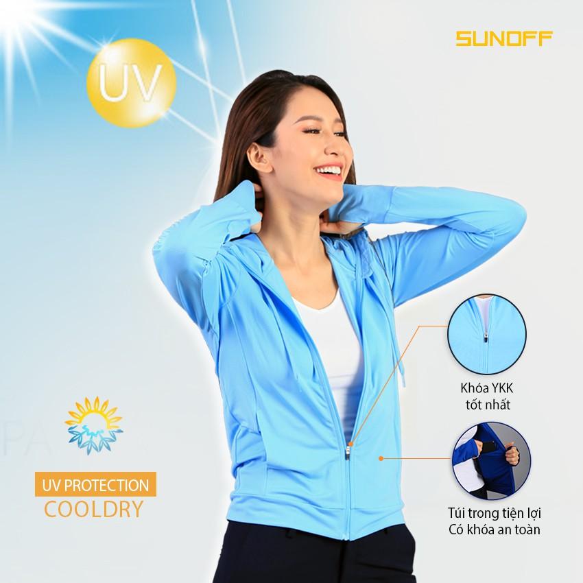 Áo Chống Nắng Nữ/Ngăn 98 % Tia UV - CoolDry