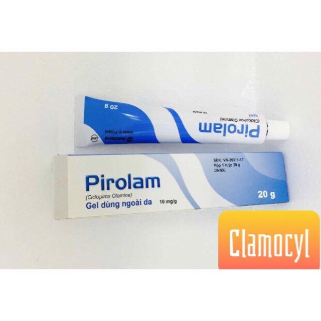 Kem Bôi Pirolam nhập khẩu