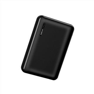 Pin sạc dự phòng 10000mAh với 2 cổng USB kép USAMS US-CD102 PB37 (Màu đen) thumbnail