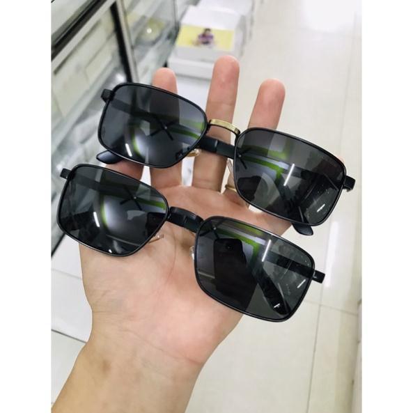Kính Mát Nam Tphcm chống UV400, thiết kế mắt dễ đeo, màu sắc thời trang P01
