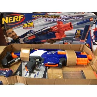 Nerf N-strike rapidstrike cs-18