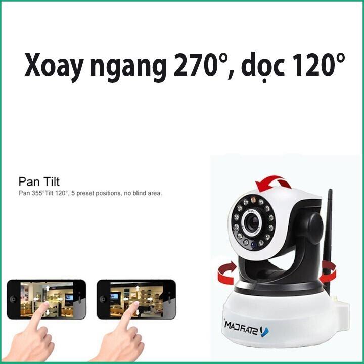 (Sale Giá Sốc) [CAMERA GIÁM SÁT] Camera Không Dây IP Wifi VStarcam C7824WIP