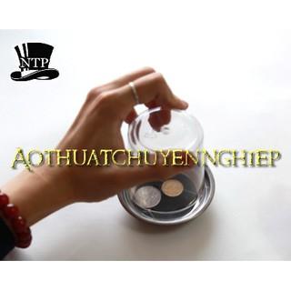 [FREE SHIP] Ảo thuật đồng xu xuyên ly thumbnail