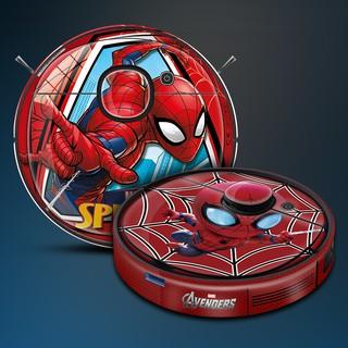 [Sẵn] Hình Dán Robot Ecovacs T5 Spider Man