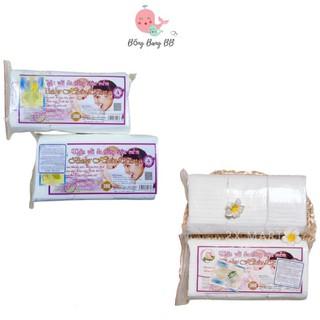 Khăn vải khô mềm đa năng baby hiền trang cho mẹ và bé chính hãng loại siêu dai và mềm Bống Bang BB