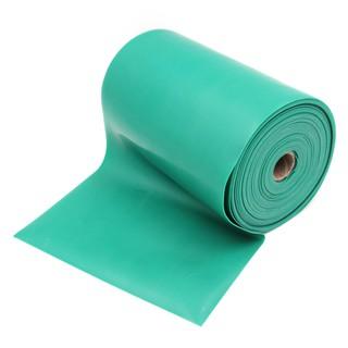 """(0.6mm – Rẻ mà chất) Cuộn 1m thun """" Type A """" dày 0.6mm siêu rẻ – siêu chất lượng (Màu xanh lá)"""