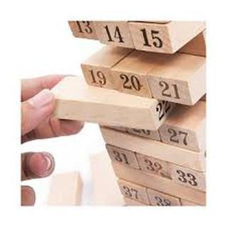 [Giá Rẻ Nhất] – Sỉ 5 rút gỗ mini 54 thanh