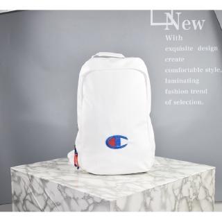 Ba lô Champion gốc Thời trang Túi đeo vai Pu White Túi xách du lịch ngoài trời Ba lô X-3 Chất lượng cao