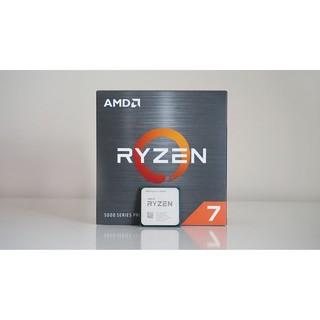 CPU AMD Ryzen 7 5800X box chính hãng thumbnail