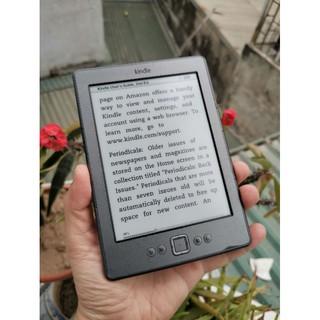 Máy đọc sách Kindle 5 Basic màn hình e-ink như sách in giấy