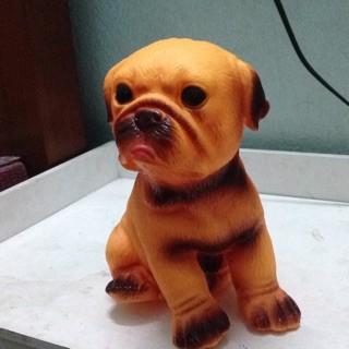 [Hot] Chó cao su bóp kêu giảm căng thẳng quà lưu niệm