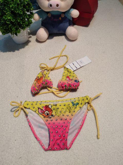 Bộ bikini bé gái 10-15kg