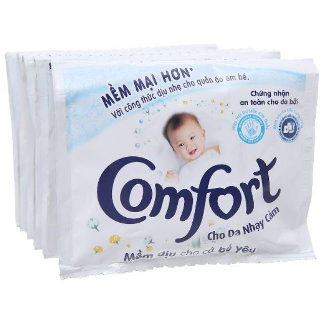 Xả comfort (dây 10 gói)
