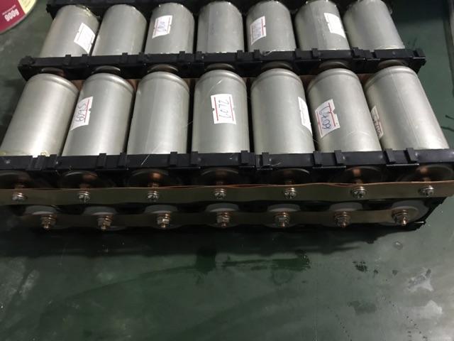 Pin Lithium 12VDC-42Ah (28 cell 32700 6Ah) chống nước