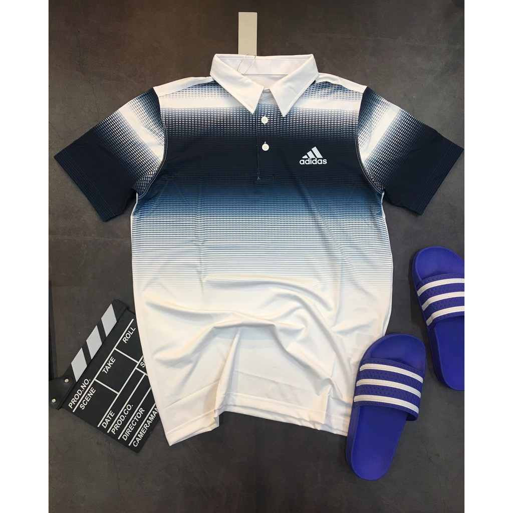 Áo polo thể thao cao cấp Adidas