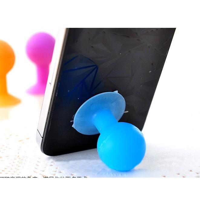 Nút tròn silicon đỡ điện thoại