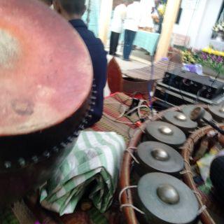 Nhạc ngũ âm nhạc cụ dân tộc Khmer