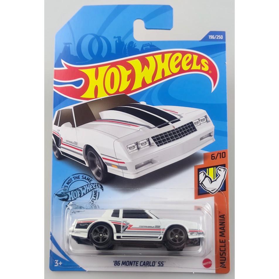 Xe mô hình Hot Wheels '86 Monte Carlo SS GHG07