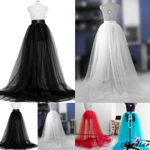 2732557041 - Chân váy lưới tutu dài màu trơn thời trang nữ tính