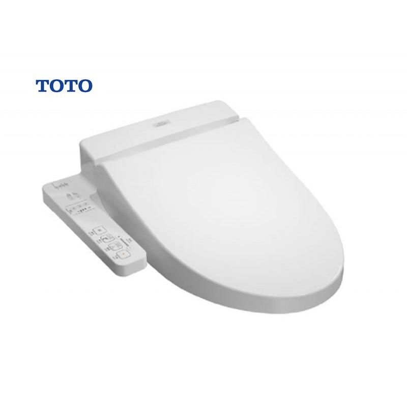 Nắp rửa điện tử TOTO Washlet TCF6631A,, bảo hành chính hãng 02 năm