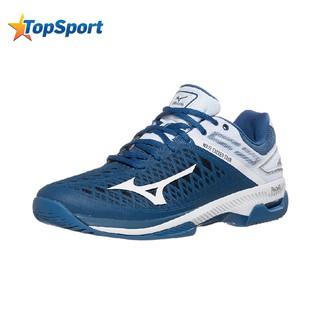 Giày tennis Mizuno WAVE INTENSE TOUR 5 61GA190035 hàng chính hãng thumbnail