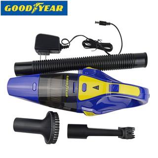 Máy hút bụi cầm tay không dây hút khô và ướt, thương hiệu cao cấp Goodyear: Mã GY-2891
