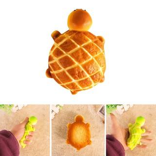 Đồ chơi xốp squishy giảm stress hình bánh chú rùa dễ thương cho bé|Loamini565