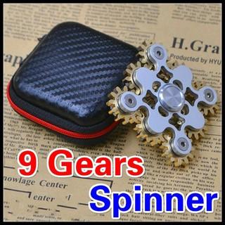 Con quay đồ chơi Fidget Spinner bằng đồng thau EDC cho trẻ em Oyiyi