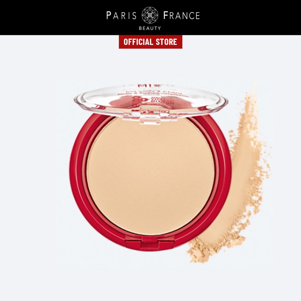 Paris France Beauty - Phấn Phủ Trang Điểm Dưỡng Da Bourjois Healthy Mix Anti Fatigue 11gr
