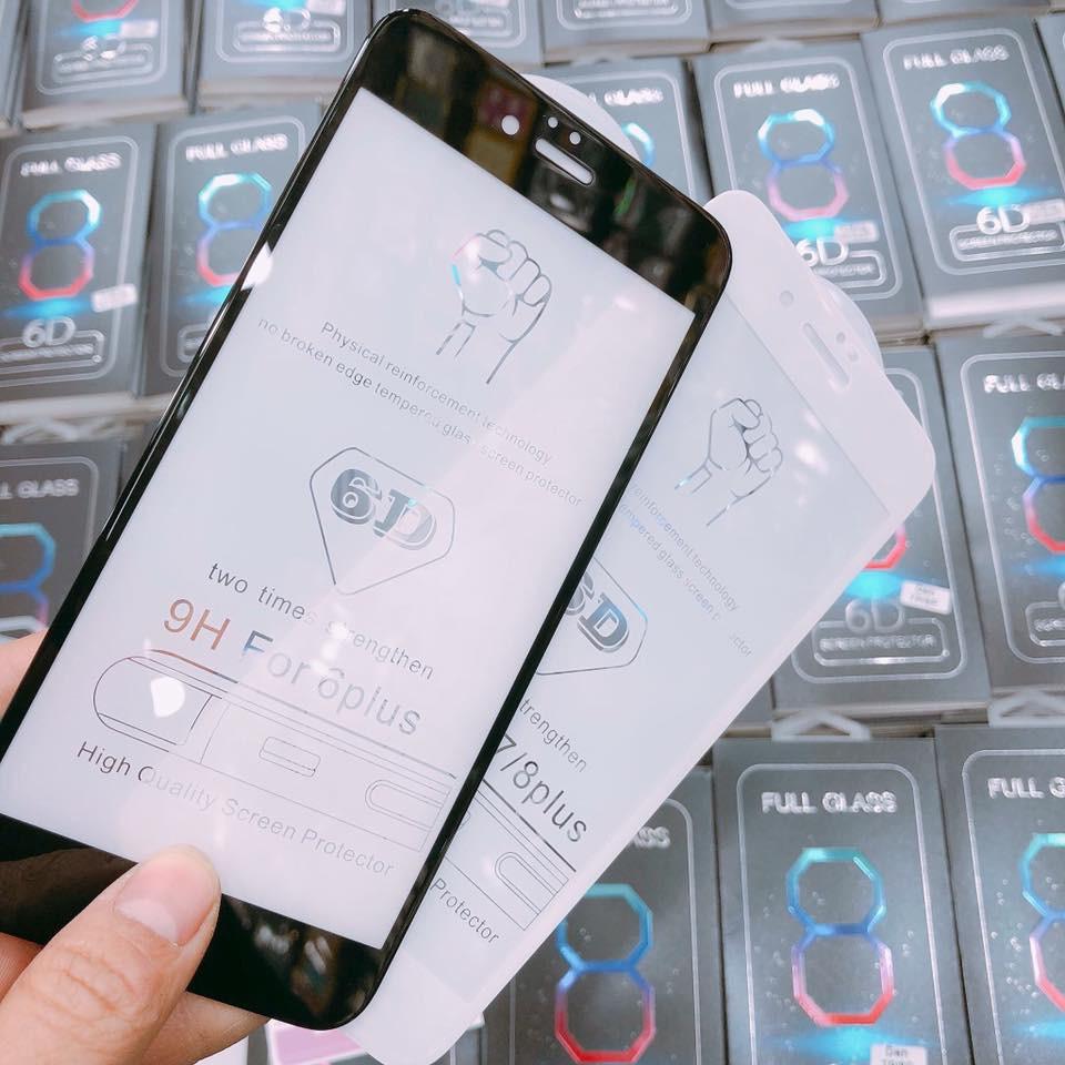 Cường lực full màn 6D (Iphone)