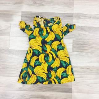 Váy lanh mát mẻ cho bé thumbnail