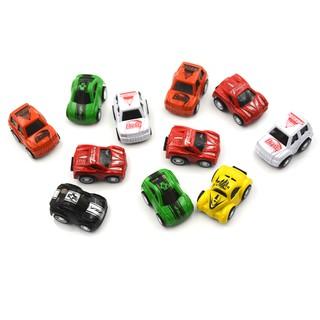 SUN11❤❤ 3*5CM Baby Alloy Car Vehicle Toys Boys Race Gifts Kid Diecast Ca