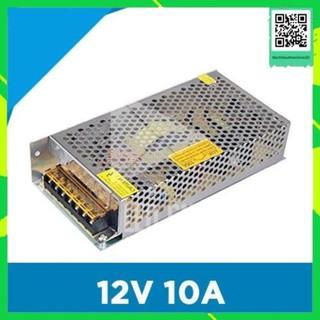 Nguồn 12V 10A – Bộ Chuyển Đổi Điện Áp 220V về 12V 10A – Chuẩn 80% Công Suất