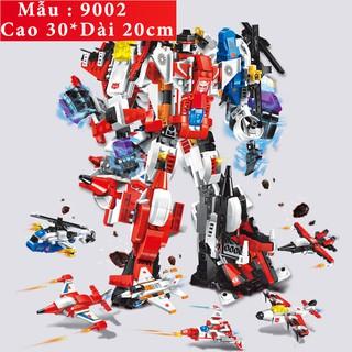 Đồ Chơi Lắp Ráp Robot Biến Hình Tổng hợp nhiều mẫu LegoStyl