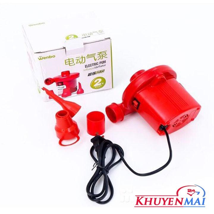 Bơm hút điện 2 chiều (đỏ) - hút chân không mini - 2520650 , 1337286297 , 322_1337286297 , 85000 , Bom-hut-dien-2-chieu-do-hut-chan-khong-mini-322_1337286297 , shopee.vn , Bơm hút điện 2 chiều (đỏ) - hút chân không mini