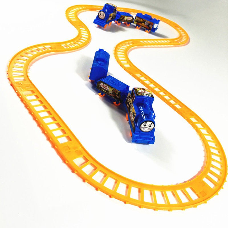 Handcrafted Electric Train Tomas Set Boy Kids Educational Toys Christmas Gifts