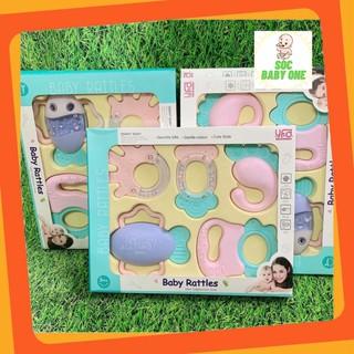 Bộ Gặm Nướu Cho Bé Hàng Chính Hãng Baby Rattles thumbnail