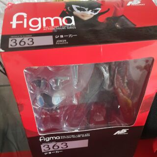 Mô hình figma Shujinkou và Morgana Joker hàng nhập nước ngoài