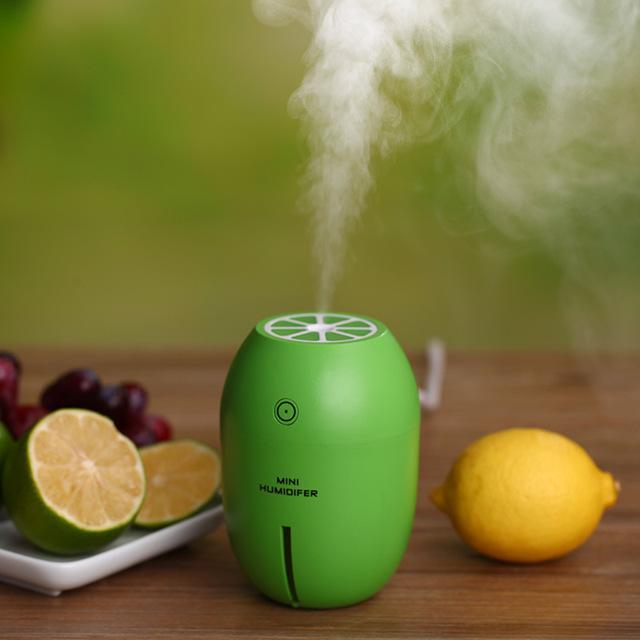 Máy tạo độ ẩm phun sương Lemon tặng 01 lõi lọc thay thế