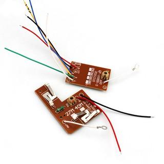 Mạch đồ chơi điều khiển từ xa 2 động cơ 4 kênh (4CH)