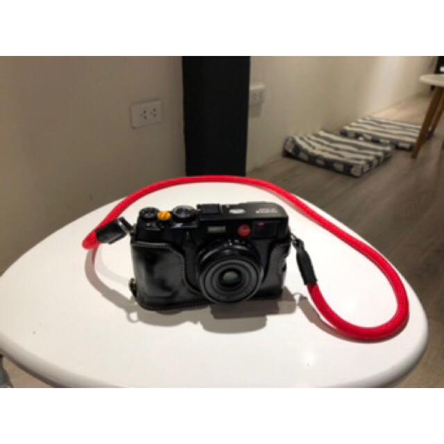 Dây đeo máy ảnh Strap Camin đỏ New 2018