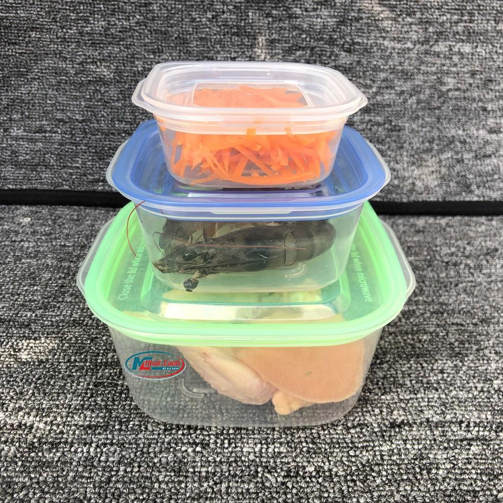 Hộp trữ đông đồ ăn dặm cho bé tiện dụng