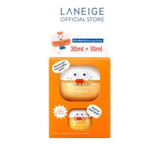 Bộ Kem dưỡng trắng da làm mờ đốm nâu Laneige Radian-C Cream Collabo Set 30ML+10ml thumbnail