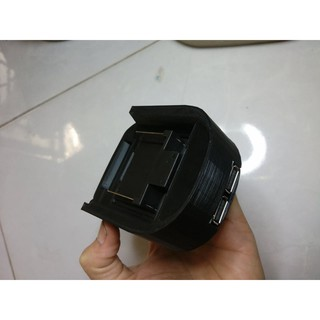 Sạc điện thoại dùng pin makita 14.4 – 18v