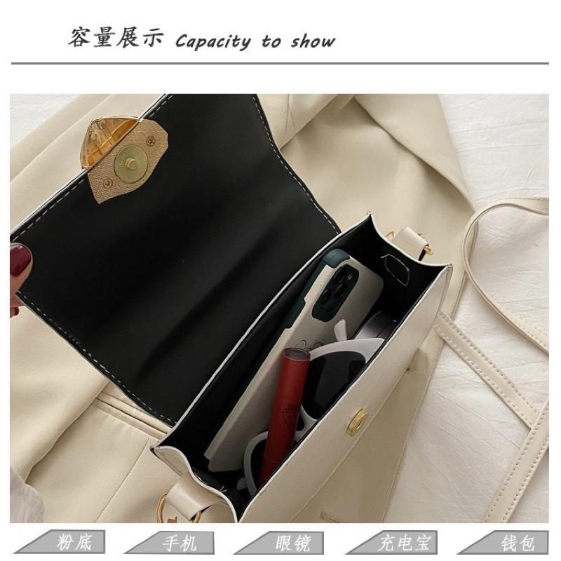 Túi xách nữ quai nhún TX35